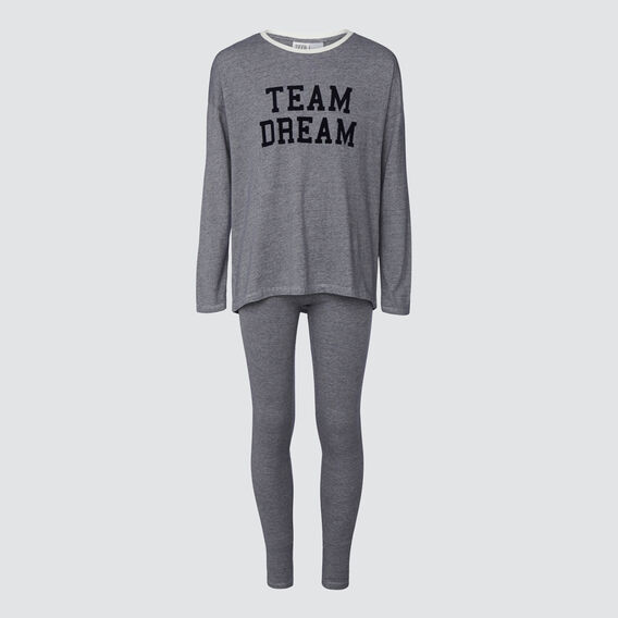 Dream Team Pyjamas  MIDNIGHT/CANVAS  hi-res