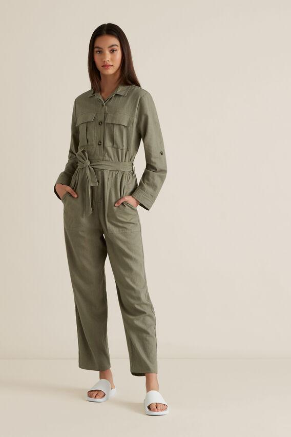 Utility Boiler Suit  SAGE  hi-res
