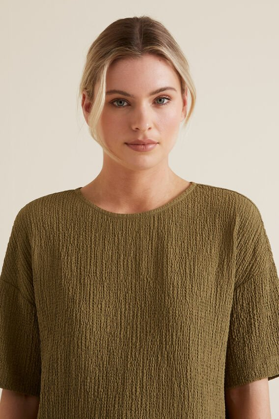 Relaxed Blouse  RICH MOSS  hi-res