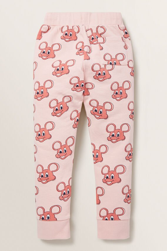 Mouse Trackie  DUSTY ROSE  hi-res