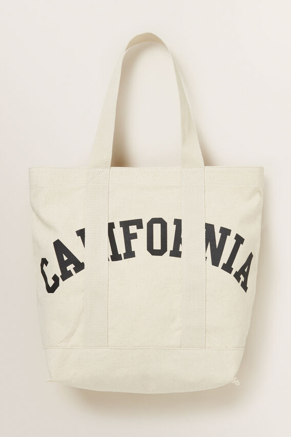Cali Tote Bag  NATURAL  hi-res