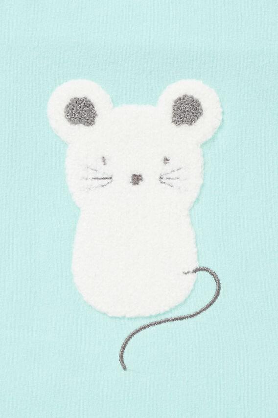 Mouse Bodysuit  COOL MINT  hi-res