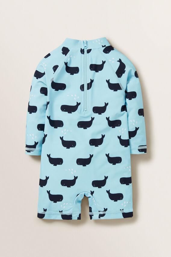 Whale Rashsuit  SKY  hi-res
