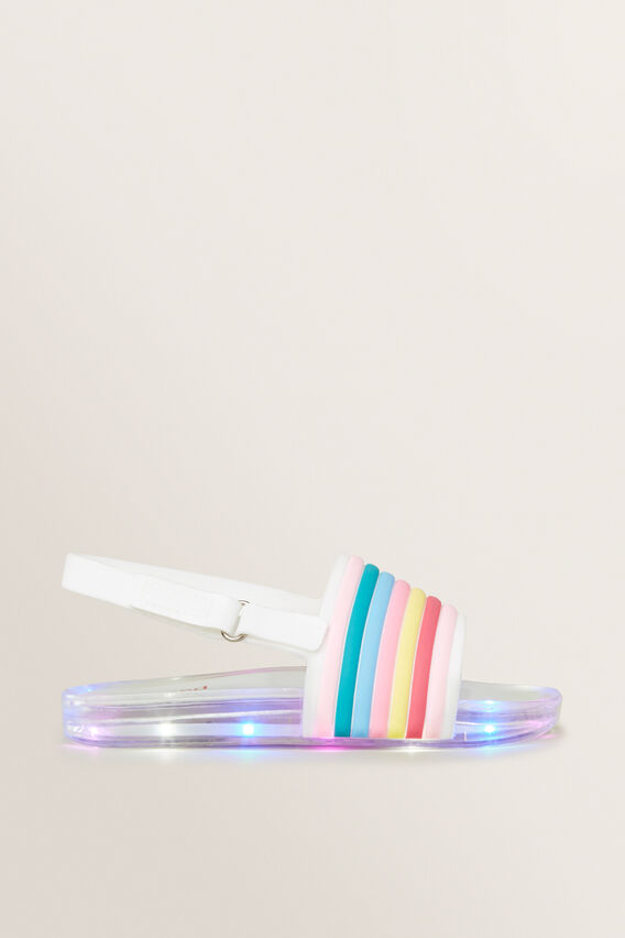 Rainbow Light Up Slide  MULTI  hi-res