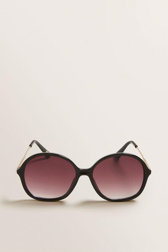 Harper Sunglasses  BLACK  hi-res