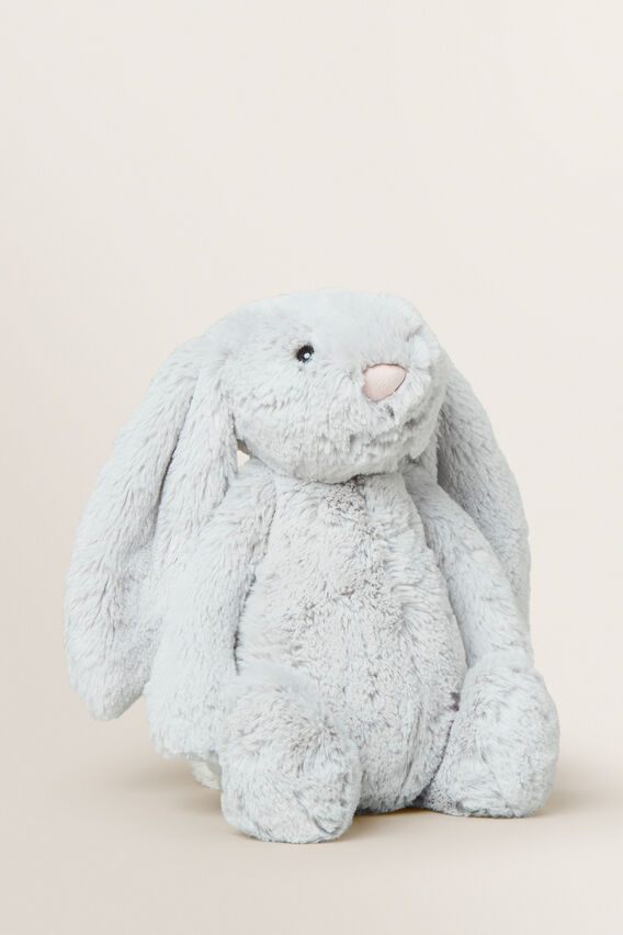 Medium Bashful Bunny  SILVER  hi-res