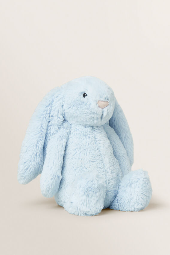 Medium Bashful Bunny  PALE BLUE  hi-res