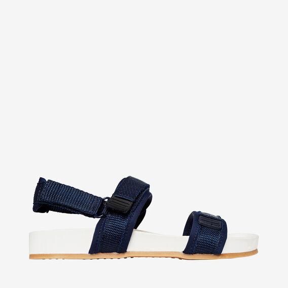 Web Sandal  NAVY  hi-res