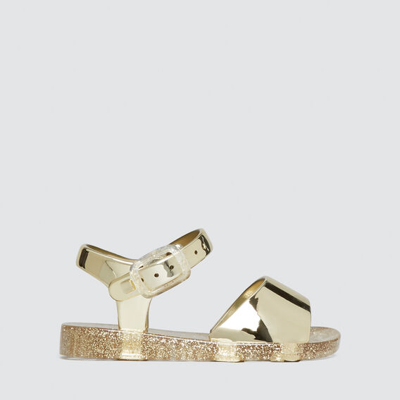 Jelly Sandal  GOLD  hi-res