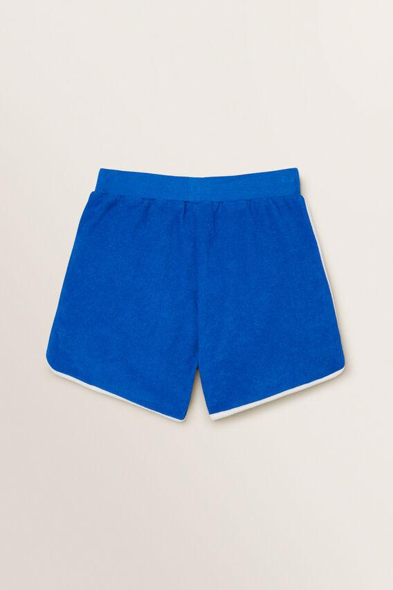 Terry Toweling Shorts  BRIGHT COBALT  hi-res
