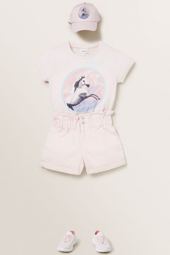 Unicorn Tee  ICE PINK  hi-res
