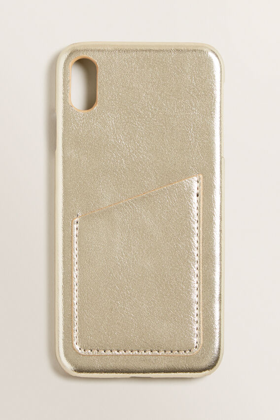 iPhone Case X/XS  GOLD  hi-res