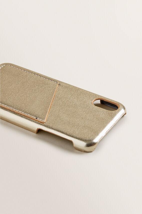 iPhone X/XS Max  GOLD  hi-res