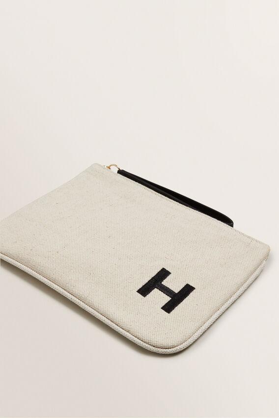 Letter Pouch  H  hi-res
