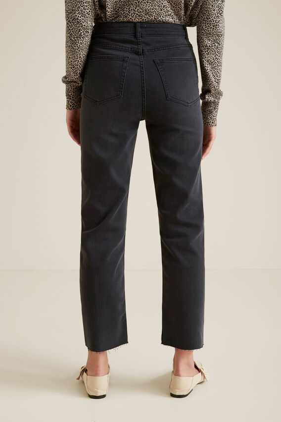 Core Straight Leg Jean  CHARCOAL DENIM  hi-res