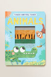 Touch And Feel Tower Animals  MULTI  hi-res