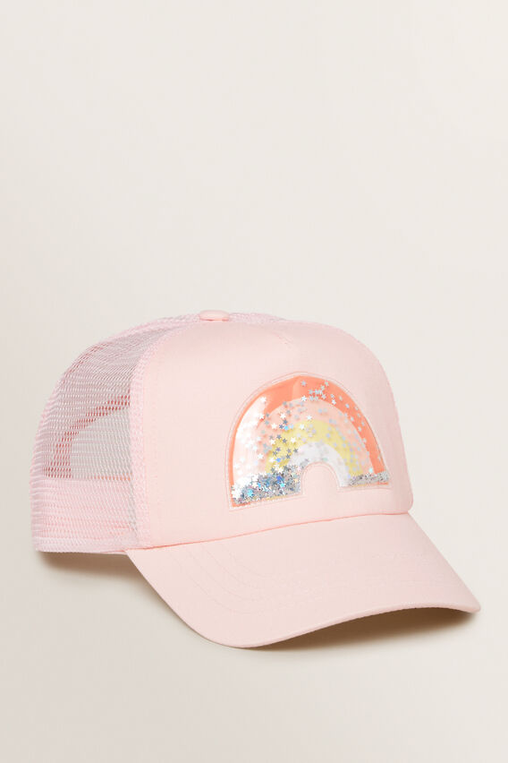 Rainbow Cap  DUSTY ROSE  hi-res