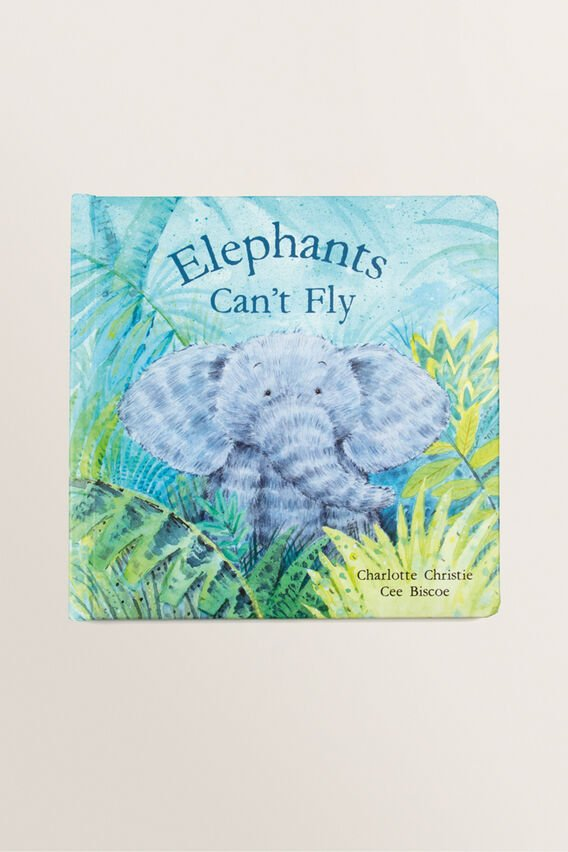 Elephants Can't Fly Book  MULTI  hi-res