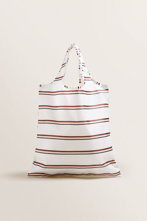 Re-useable Bag  STRIPE  hi-res