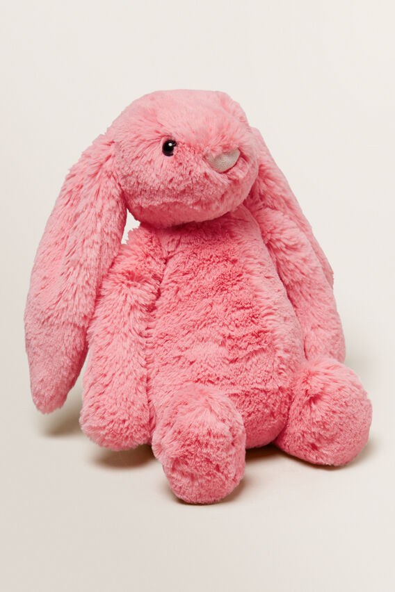 Medium Bashful Bunny  CORAL  hi-res