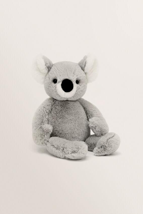 Jellycat Benji Koala  GREY  hi-res