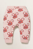 Mouse Trackies  DUSTY ROSE  hi-res