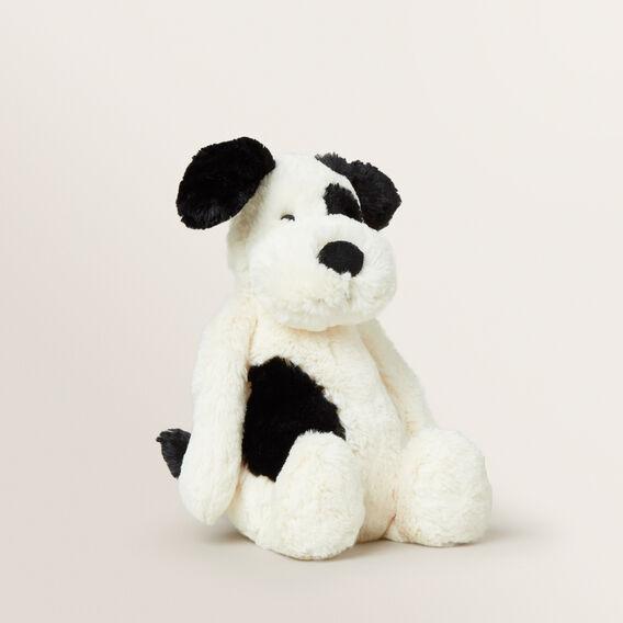 Jellycat Black and White Dog  MULTI  hi-res
