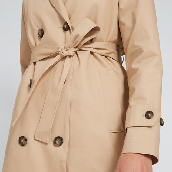 Trench Coat  SOFT BEIGE  hi-res
