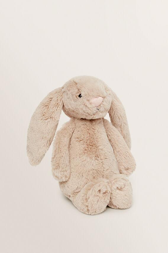 Small Bashful Bunny  BEIGE  hi-res