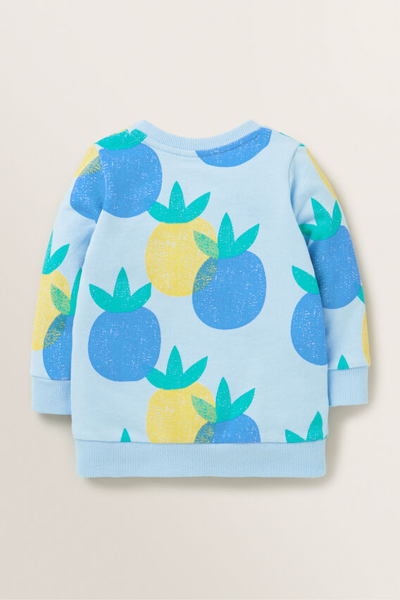 Pineapple Windcheater  NORDIC BLUE  hi-res