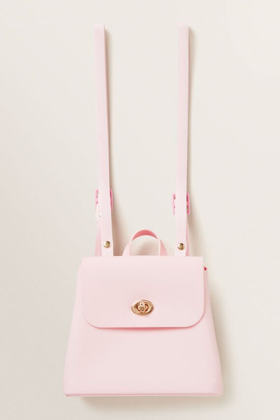Jelly Backpack  ICE PINK  hi-res