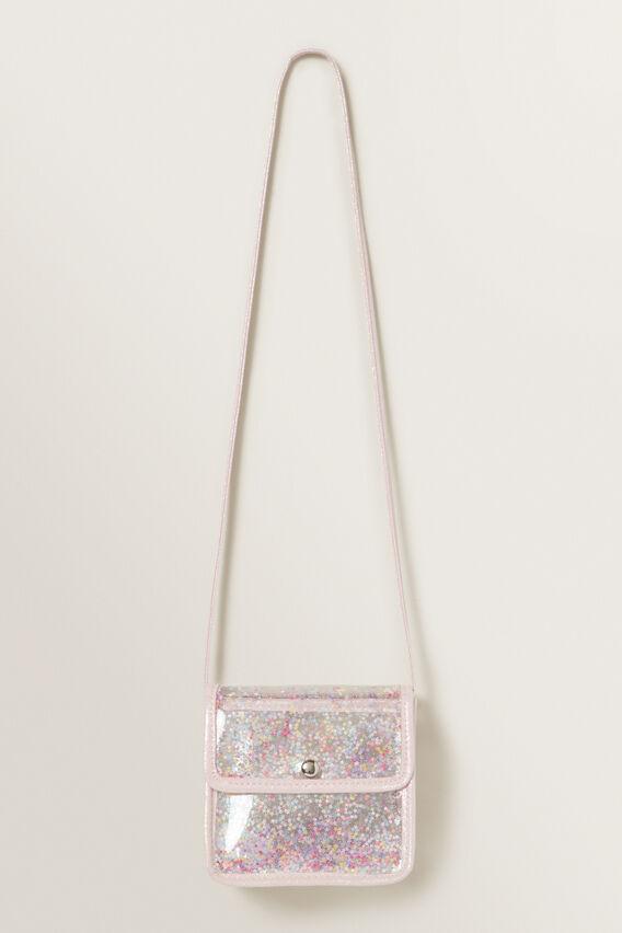 Colour Block Confetti Bag  MULTI  hi-res