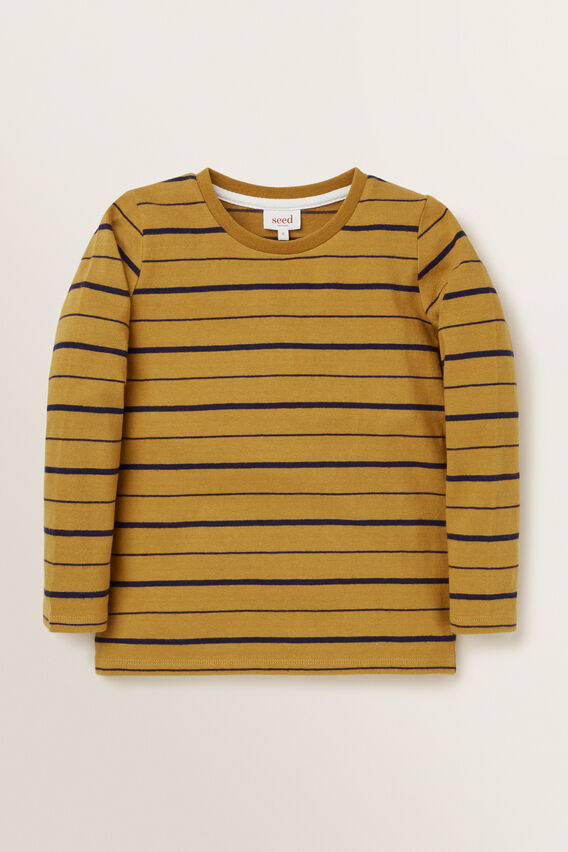 Rugby Tee  OCHRE  hi-res