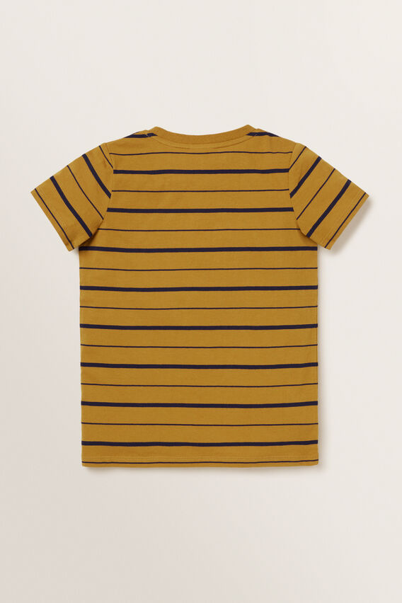Basic Tee  OCHRE  hi-res