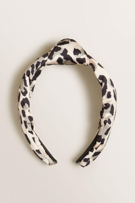 Animal Headband  KHAKI ANIMAL  hi-res