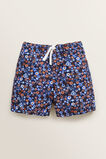 Ditsy Floral Short  MIDNIGHT BLUE  hi-res