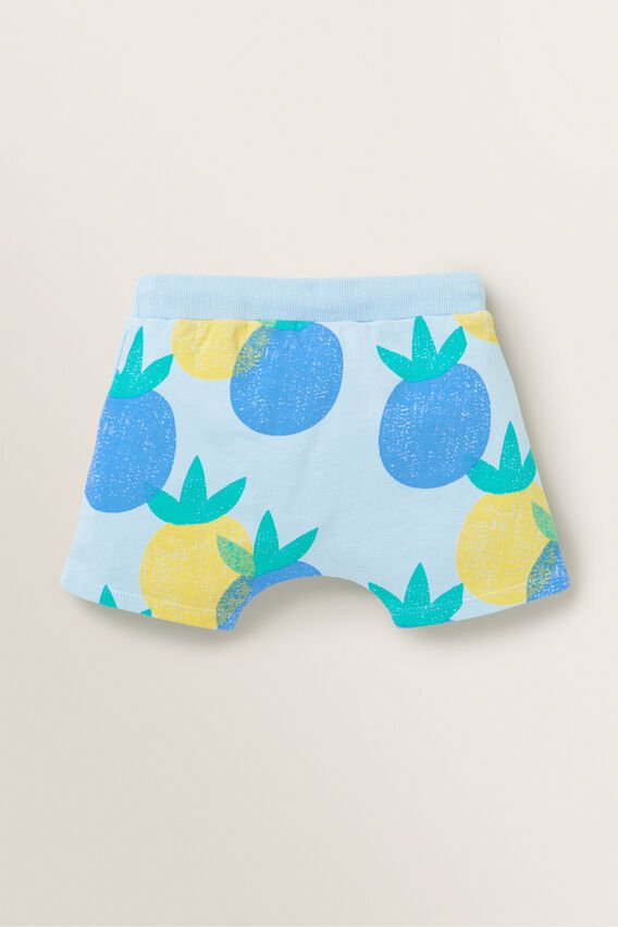 Pineapple Shorts  NORDIC BLUE  hi-res