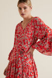 Tiered Ruffle Dress  POPPY FLORAL  hi-res