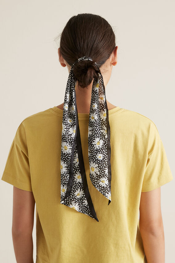 Thin Neck Scarf  DAISY  hi-res