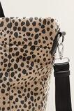 Cheetah Print Tote  NEUTRAL BEIGE  hi-res