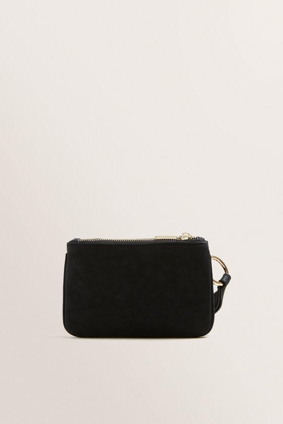 Twin Pocket Pouch  BLACK  hi-res