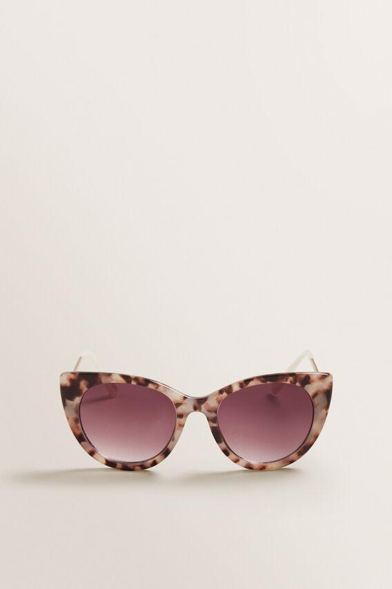 Elizabeth Sunglasses  MILKY TORT  hi-res