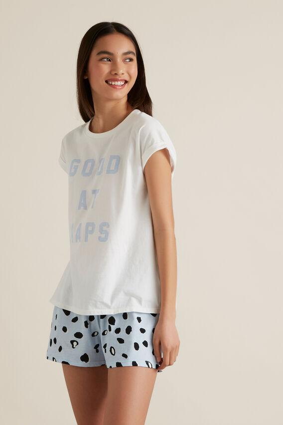 Nap Pyjamas  BABY BLUE  hi-res