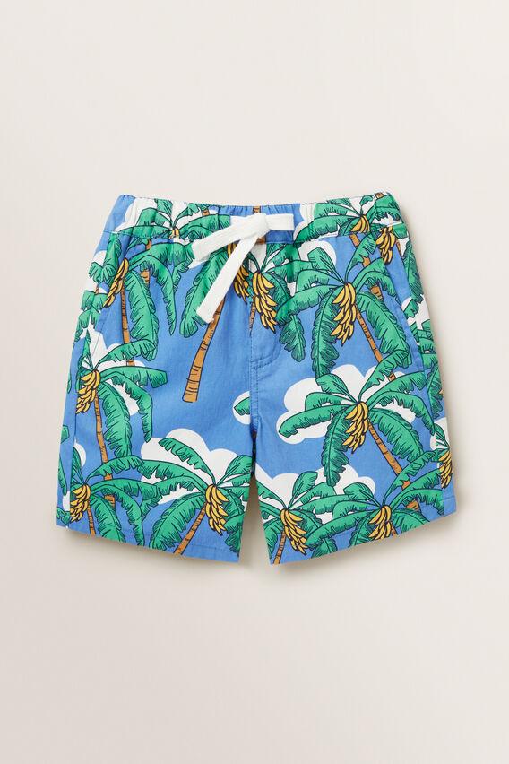 Palm Yardage Short  CORNFLOWER BLUE  hi-res