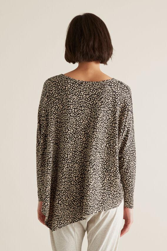 Ocelot Asymmetrical Sweater  OCELOT  hi-res