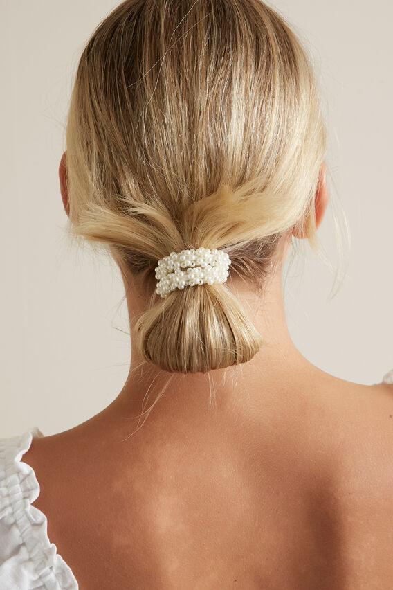 Pearl Scrunchie Pack  PEARL  hi-res