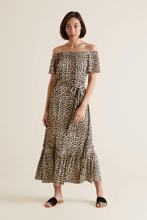 Ocelot Maxi Dress  OCELOT  hi-res