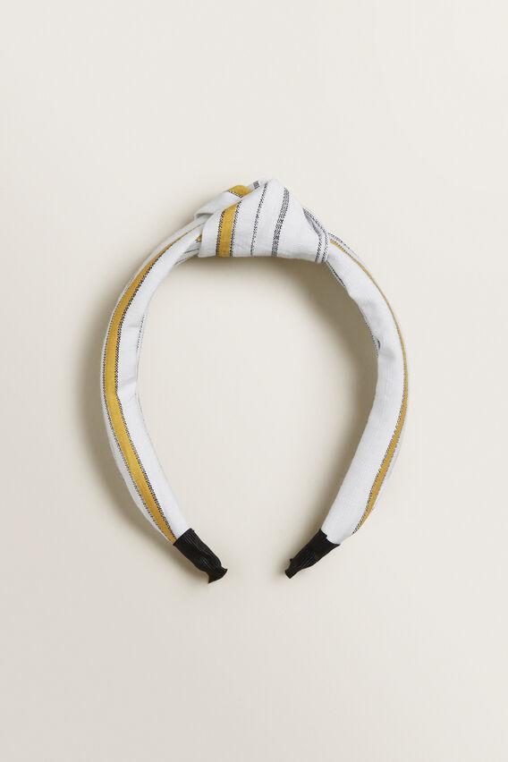 Stripe Headband  STRIPE  hi-res