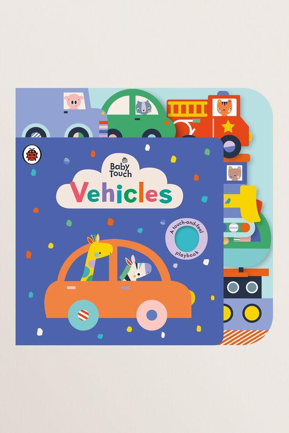 Vehicles Book  MULTI  hi-res