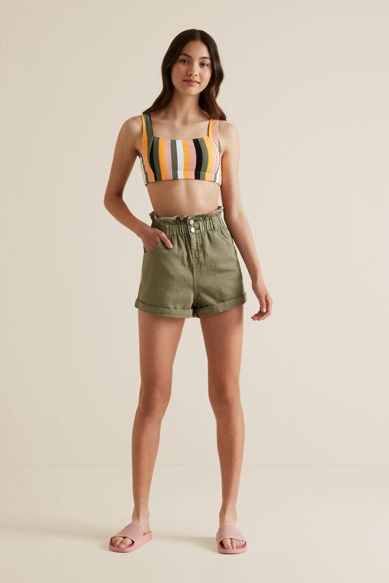 Vert-Stripe Bikini  MULTI  hi-res